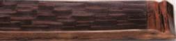 樽盛器 4号 古代塗【木皿】【盛皿】【寿司皿】【長皿】【盛器】【角皿】【木製】【M-14-62】