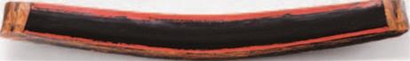 樽盛器 2号 幅広黒/朱【代引き不可】【木皿】【盛皿】【寿司皿】【長皿】【盛器】【角皿】【木製】【M-14-94】