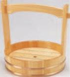 両手桶 (本体・スノ子付) 尺2寸【盛込器】【桶】【木製】【1-741-16】