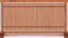 谷川S型 ケヤキ【代引き不可】【衝立】【ついたて】【つい立て】【旅館に】【料亭に】【1-904-2】