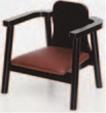 木製ローチェアー 黒【代引き不可】【椅子】【座椅子】【イス】【子供イス】【子供用椅子】【A-2-54】