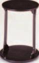 丸卓桐(上杉)【茶器】【茶道具】【茶道】【茶会席】【1-815-23】
