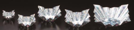 ダイヤ(300枚入) 16.5角【フィルムケース】【フィルムカップ】【トレー】【ケース】【珍味入】【使い捨て】【包材】【H-15-93】