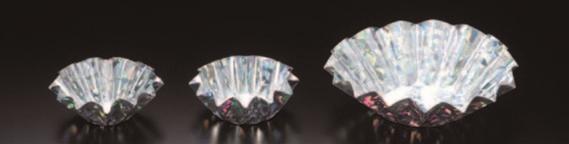 ダイヤ(200枚入) 厚口27.3φ【代引き不可】【フィルムケース】【フィルムカップ】【トレー】【ケース】【珍味入】【使い捨て】【包材】【H-17-16】