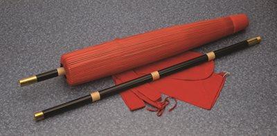 野点傘(並)(3尺)【代引き不可】