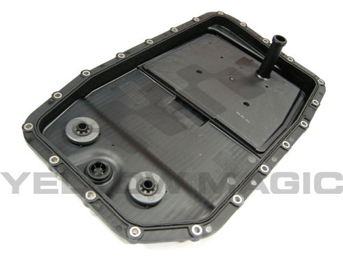BMW E90 3シリーズ 330d 335d ATオイルパンAssy ZF フィルター付 / 24 15 2 333 903 / 24 11 7 571 227 / 24152333903 / 24117571227