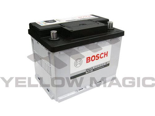 BOSCH ボッシュ 欧州車用 シルバーバッテリー 64Ah CCA : 650A 242×175×190 SLX-6C YMBOSCH