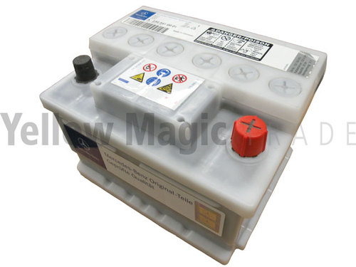 MB W216 純正 R230 ベンツ 2305410001 サブバッテリー W221