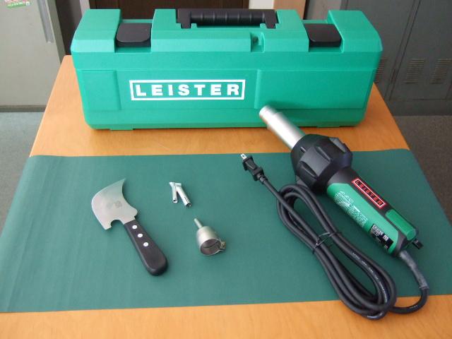 ライスター純正品 新型トリアックST型 溶接5点セット 100V用 在庫あり 代引無料 送料無料 熱風機 溶接機