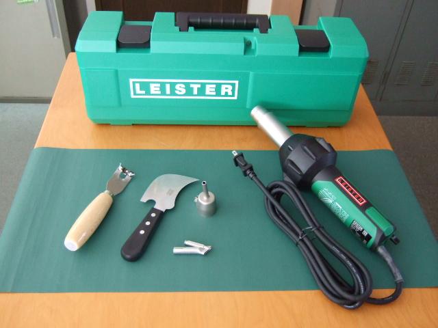 ライスター純正品 トリアックST型 溶接6点セット 100V用 在庫あり 送料無料 代引無料 熱風機 溶接機