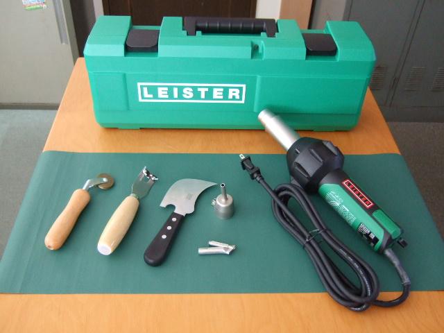 ライスター純正品 トリアックST型 溶接7点セット100V用 在庫あり 送料無料 代引無料 熱風機 溶接機