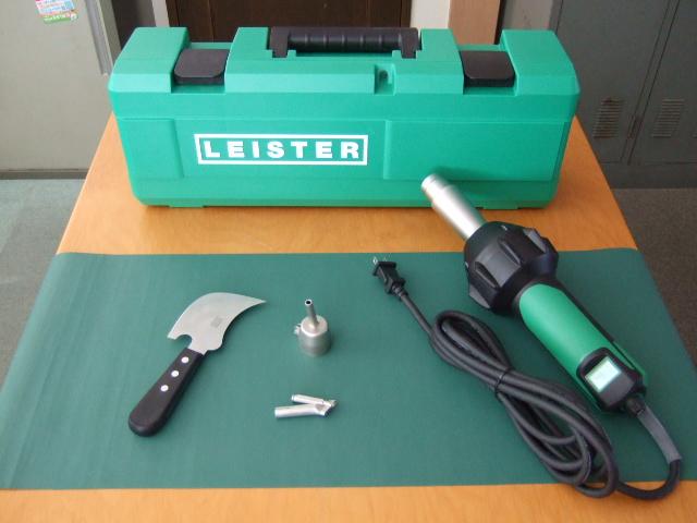 ライスター純正品 トリアックAT型 溶接5点セット 100V用 デジタル温度表示式 在庫あり 送料無料 代引無料 熱風機 溶接機