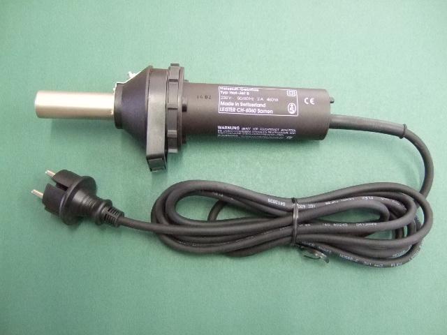ライスター純正品 ホットストリーム型 230V用 本体のみ 品番100.648 送料無料 代引無料 熱風機 溶接機