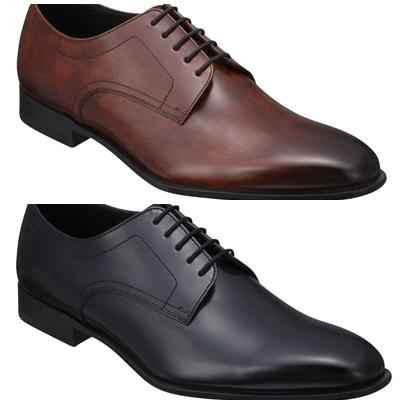 REGAL ビジネスシューズ 日本製 紳士靴 本革 Seasonal Wrap入荷 送料無料 プレーントウビジネスシューズ紳士靴 手塗り仕上げ アッパー全て本革☆セミマッケイ式 24URBD 倉庫