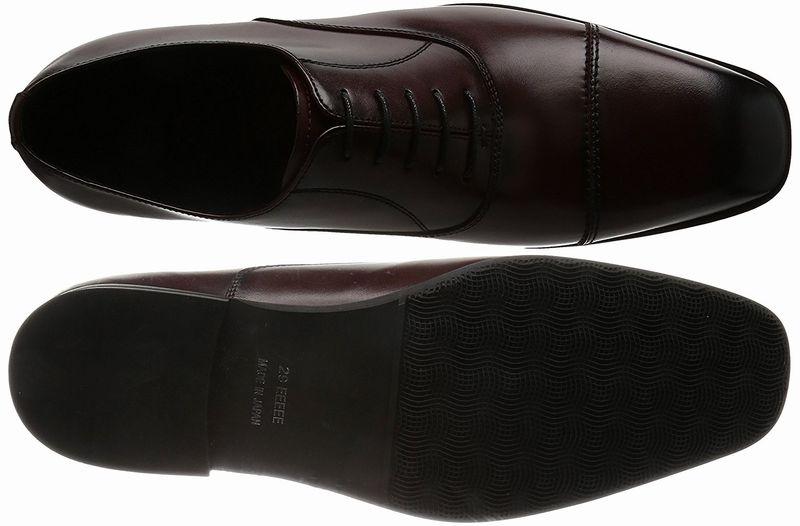 【TK-853】【Christian Carano】【キングサイズ】【送料無料】アッパー全て本革☆日本製☆幅広5E本革紐一文字ビジネスシューズ紳士靴