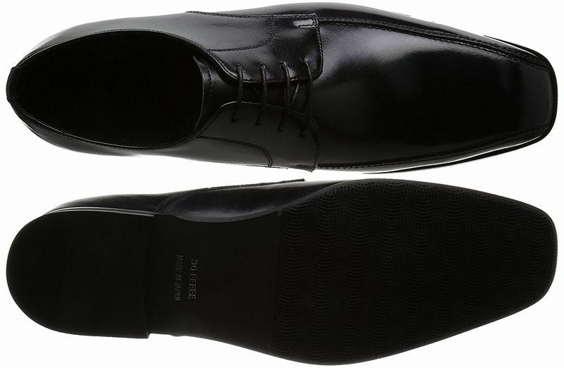 【TK-854】【Christian Carano】【キングサイズ】【送料無料】アッパー全て本革☆日本製☆幅広5E本革紐流れビジネスシューズ紳士靴
