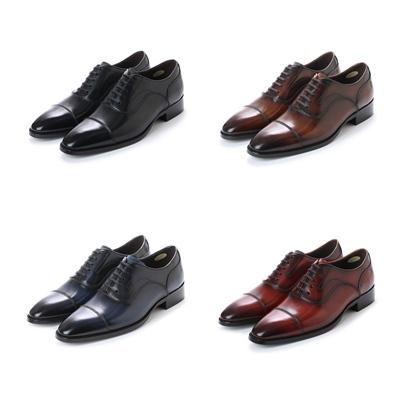 【TK867】【CHRISTIAN CARANO】【クリスチャン カラノ】【送料無料】【日本製】アッパー全て本革☆撥水☆日本製☆ストレートチップビジネスシューズ紳士靴