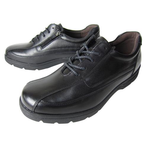 DUNLOP 新商品 ビジネスシューズ 紳士靴 送料無料 大放出セール 防水革使用で雨に強い☆本革軽量ビジネスシューズ☆ふかふかカップインソール幅広牛革紳士靴 ダンロップ DL4242