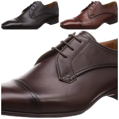 新発売 KATHARINE HAMNETT ビジネスシューズ 紳士靴 本革 本革ストレートチップビジネスシューズ紳士靴 期間限定の激安セール HAMNETT31616 送料無料 キャサリンハムネット