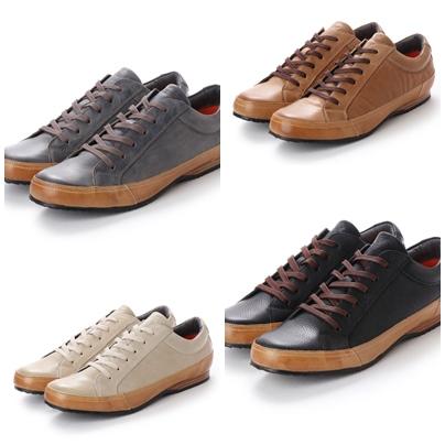本革 ゴラック お気に入り 紳士靴 激安超特価 ビジネスシューズ GLK001 アンティーク加工 送料無料 レザー スニーカー