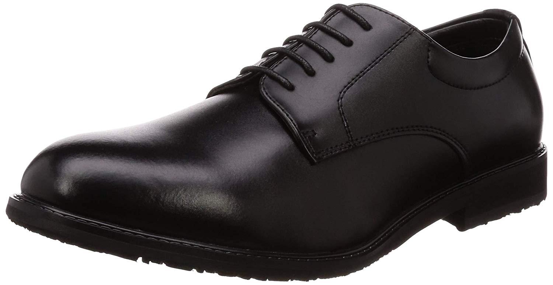 HYBRID WALKER ビジネスシューズ 紳士靴 立体型クッションインソール HW1100 送料無料 立体型クッションインソール紳士靴 幅広5Eビジネスシューズ 100%品質保証! 衝撃吸収 スーパーセール ハイブリッドウォーカー 防水