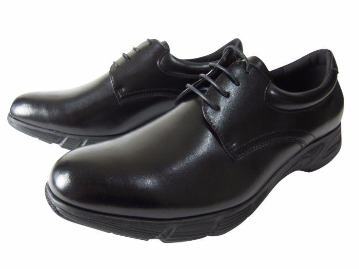 【1957-Run&Walk Biz】【RW7600】【送料無料】走れる機能を搭載して大ヒット☆通気系ハイグリップソール採用☆ロングノーズカジュアル兼用♪軽量ビジネスシューズ☆紳士靴