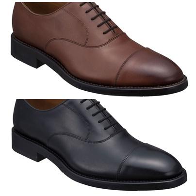 【01TRCE】【REGAL】【送料無料】【牛革】【ストレートチップ(GORE-TEX フットウェア)】牛革 紳士靴