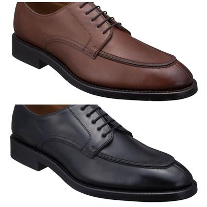 【06TRCE】【REGAL】【送料無料】【牛革】【Uチップ(GORE-TEX フットウェア)】牛革 紳士靴