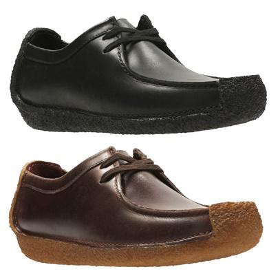 【171J】【Clarks】【送料無料】【牛革】【ORIGINALS Natalie ナタリー 紳士靴】