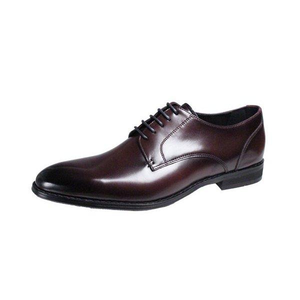 お気に入り セール FRANCO LUZI ビジネスシューズ 紳士靴 MP2200 送料無料 日本製アッパー全て本革☆撥水プレーンビジネスシューズ紳士靴 本革 至高