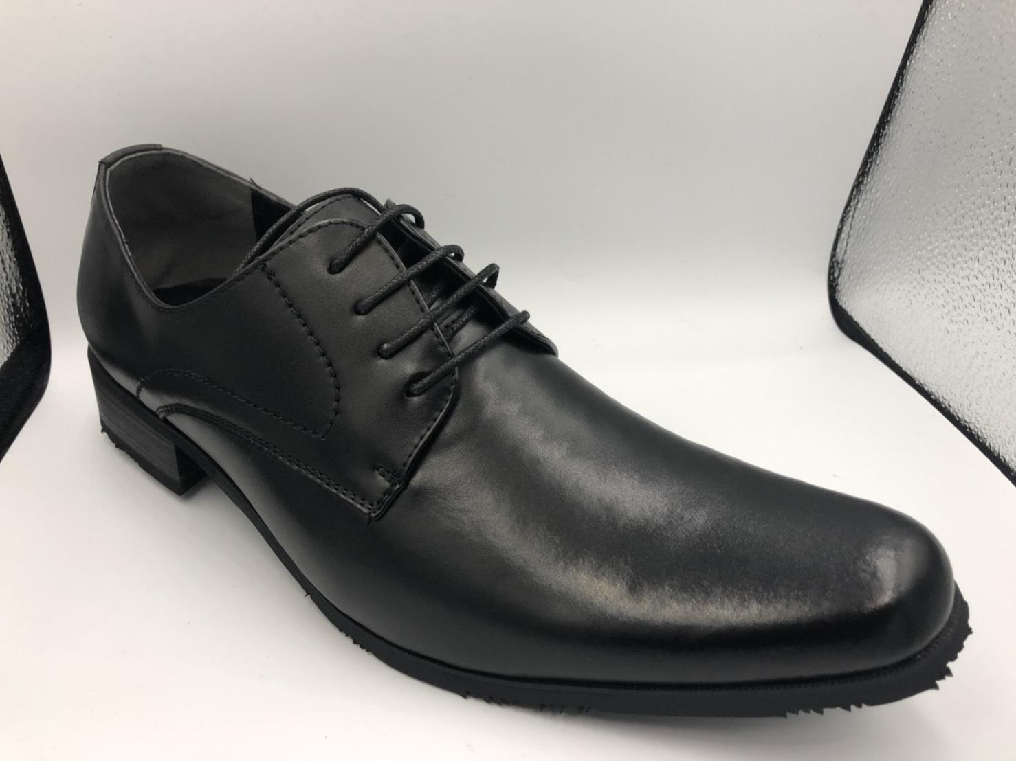 FRANCO LUZI ビジネスシューズ 紳士靴 年末年始大決算 日本製 本革 セール T4052 フランコルッチ 牛革プレーンビジネスシューズ☆日本製本革紳士靴 送料無料 セール特価