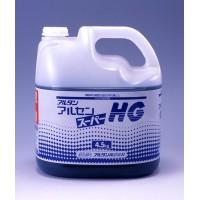 【代引き・同梱不可】アルタン 油汚れ用洗浄剤 アルセンスーパーHG 4.5kg 4個セット 362【洗剤】