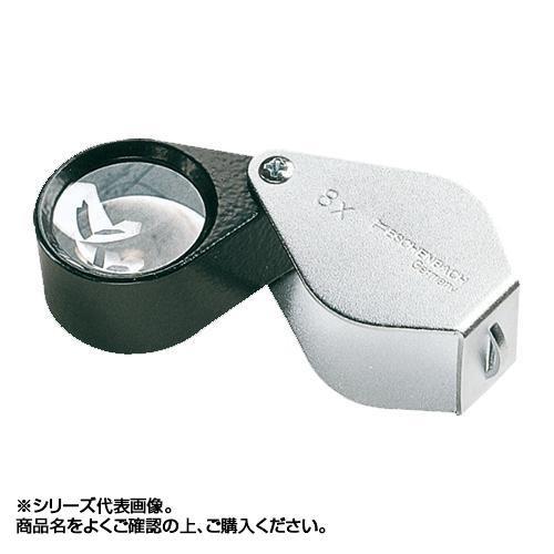 日本製 工業用精密検査用ルーペ 代引き 同梱不可 エッシェンバッハ 1176-6 精密繰り出しルーペ 大人気 6倍