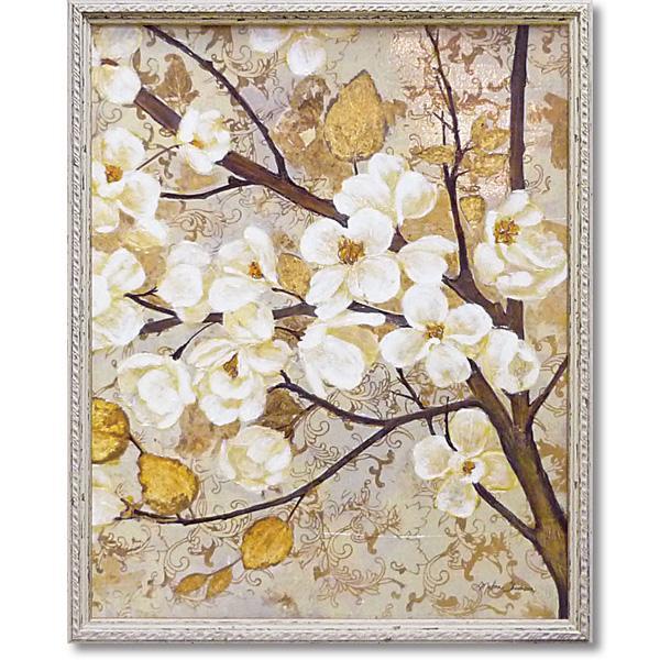 ユーパワー マティーナ セオドシウ アートフレーム 「黄金色の眺望」 MT-09004【その他インテリア】