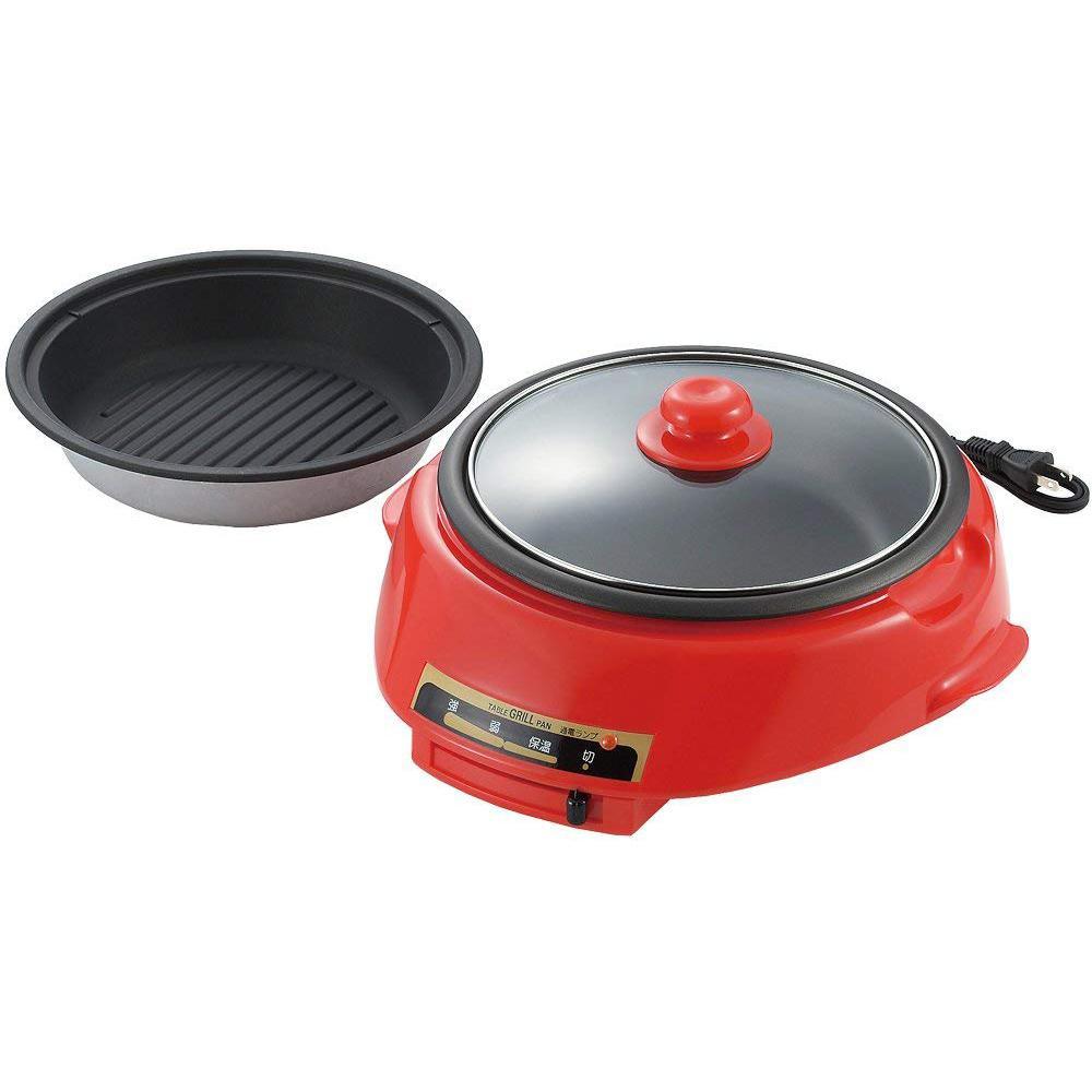 テーブルグリルパン TG-101 1001357【調理・キッチン家電】