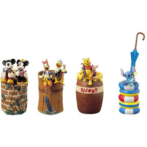【代引き・同梱不可】ディズニー傘立て SD-0331 ミッキー&ミニー【その他インテリア】