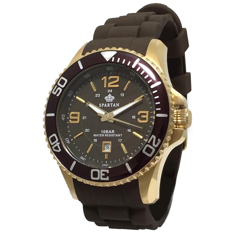 アナログ腕時計 SR-AM071-GD【腕時計 男性用】