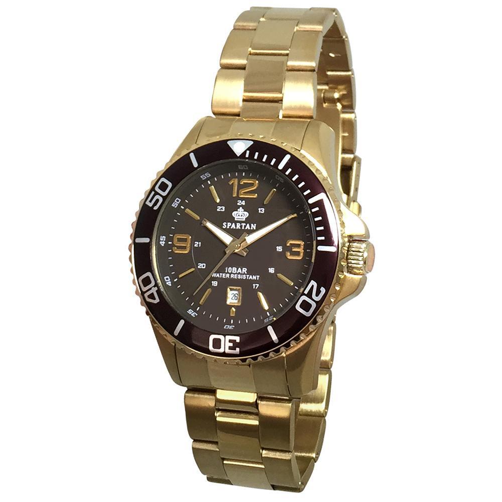 アナログ腕時計 SR-AM072-GD【腕時計 男性用】