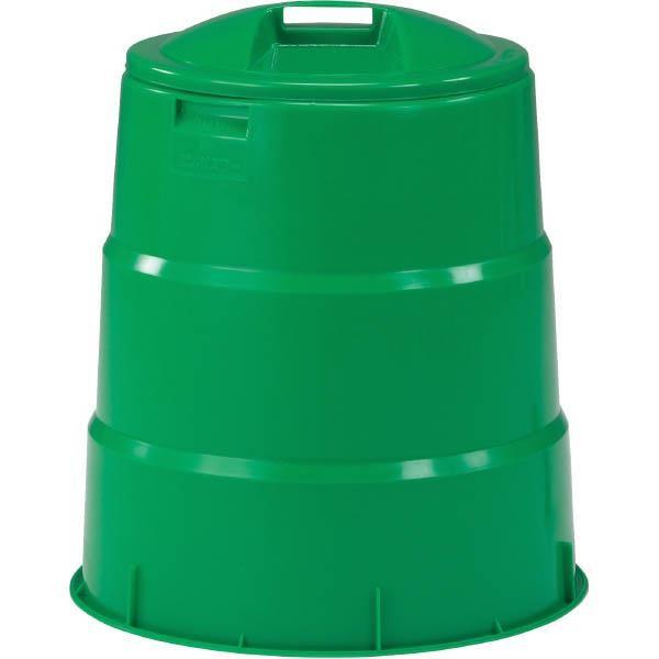 生ごみの減量 堆肥化が簡単に出来る 2020春夏新作 代引き 同梱不可 三甲 サンコー 805039-01 コンポスター130型 生ゴミ処理容器 ☆正規品新品未使用品 エコ商品 グリーン