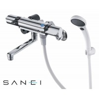 三栄水栓 SANEI サーモシャワー混合栓 寒冷地用 SK18121CT2K-13【バス 洗面】