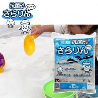 【代引き・同梱不可】NXstyle 抗菌砂 さらりん 150kg(1袋15kg×10袋入) 合計容積約96L 9900517【玩具】