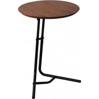【代引き・同梱不可】anthem 2way side table ANT-2673 BR【機能家具】