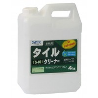 ビアンコジャパン(BIANCO JAPAN) タイルクリーナー ポリ容器 4kg TS-101【掃除関連】