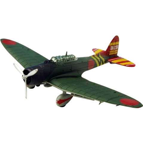 AV441006 愛知99式艦上爆撃機11型 空母蒼龍 BI-231 1/144スケール【玩具】