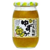 【代引き・同梱不可】日本ゆずレモン 高知県馬路村ゆずちゃ(UMJ) 420g×12本【飲料】
