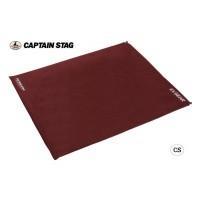 CAPTAIN STAG エクスギア インフレーティングマット(ダブル) UB-3026【アウトドア】