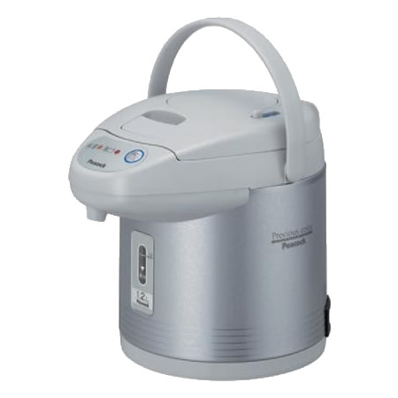 Peacock ピーコック 電気沸とうエアーポット サテングレー 1.2L WCI-12 【調理・キッチン家電】