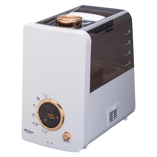 アビテラックス マイコン式超音波加湿器 AUH451E【加湿器・空気清浄機】