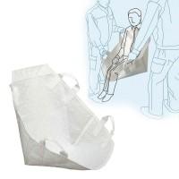 【代引き・同梱不可】防災用品 簡易担架・救急帯(3枚パック) 403001【防災】