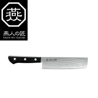 燕人の匠 霞流し 菜切包丁165mm ETK-1501【調理用品】